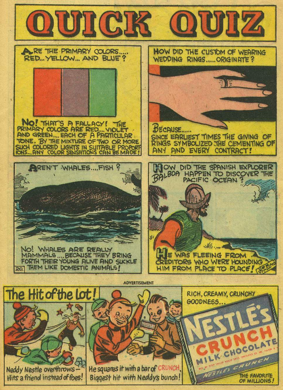 Read online Adventure Comics (1938) comic -  Issue #164 - 16