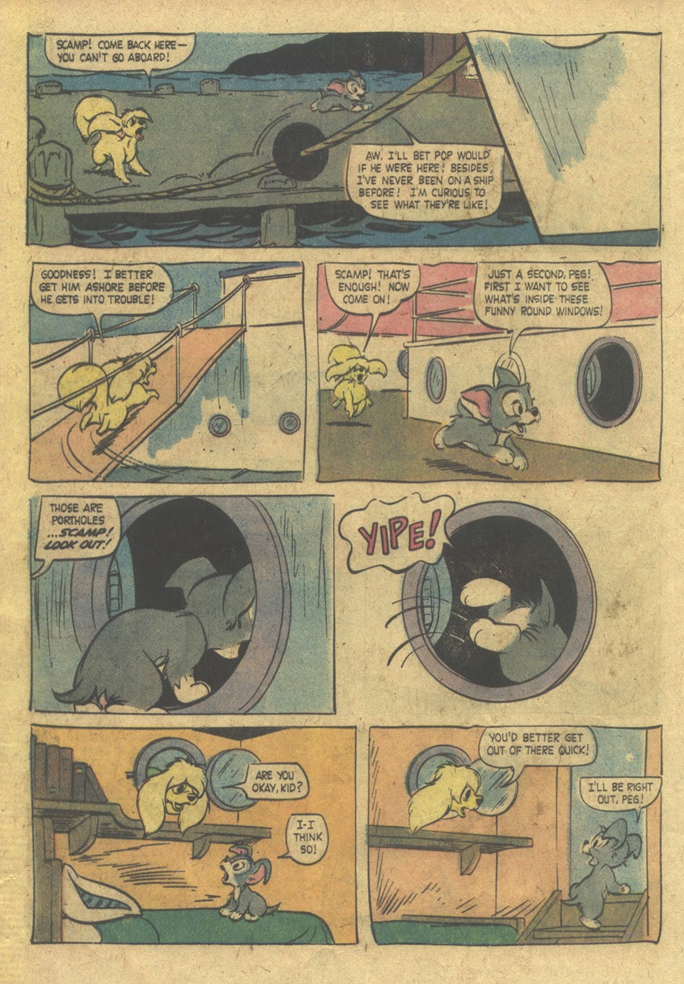 Scamp (1967) issue 27 - Page 28