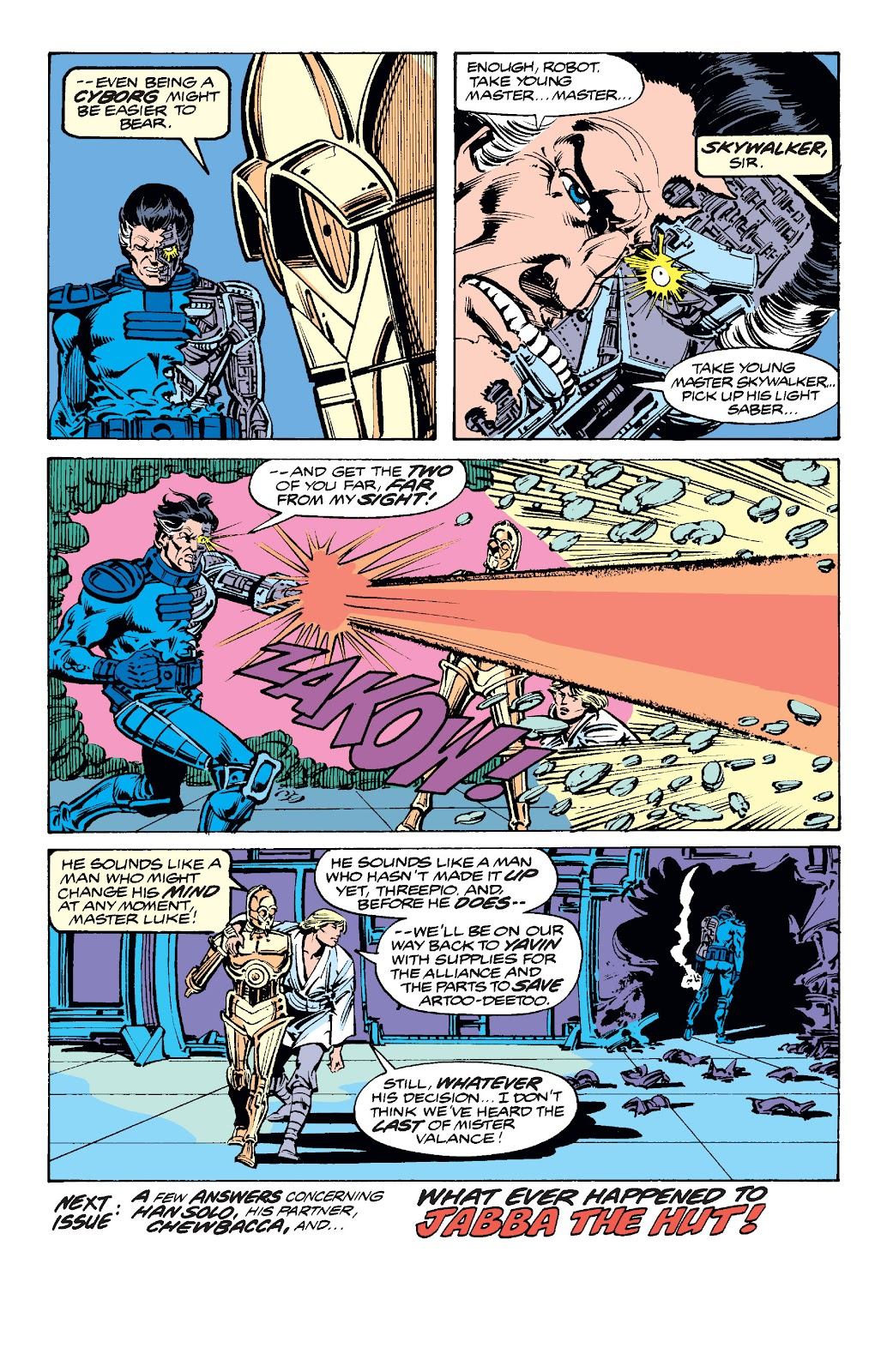 Read online Star Wars Legends: The Original Marvel Years - Epic Collection comic -  Issue # TPB 2 (Part 1) - 77