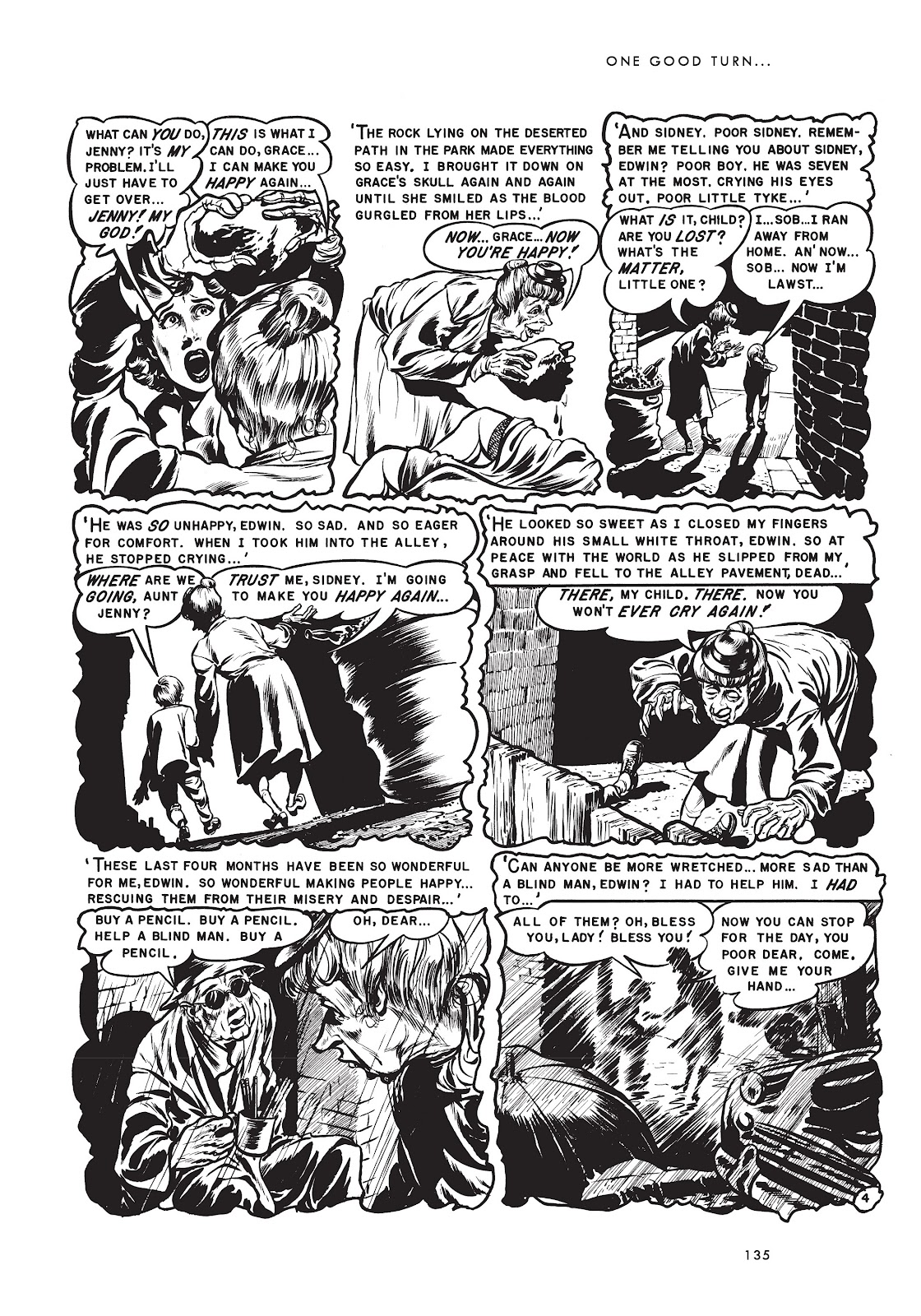 Read online Sucker Bait and Other Stories comic -  Issue # TPB (Part 2) - 50