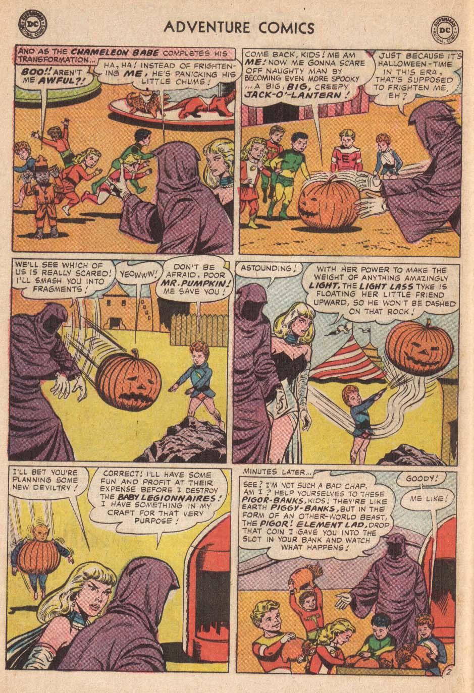 Read online Adventure Comics (1938) comic -  Issue #338 - 16