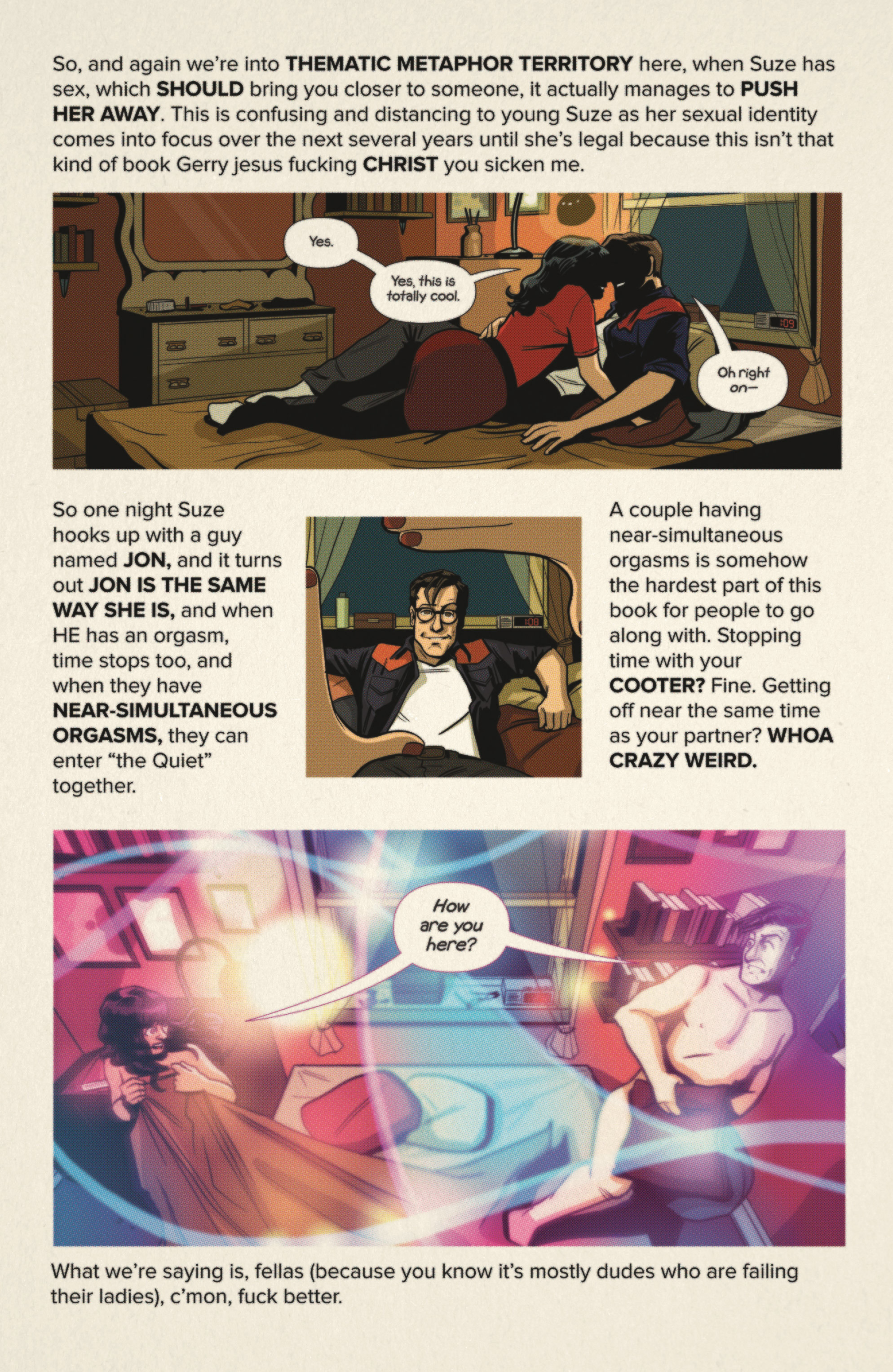 Read online Sex Criminals comic -  Issue #16 - 6