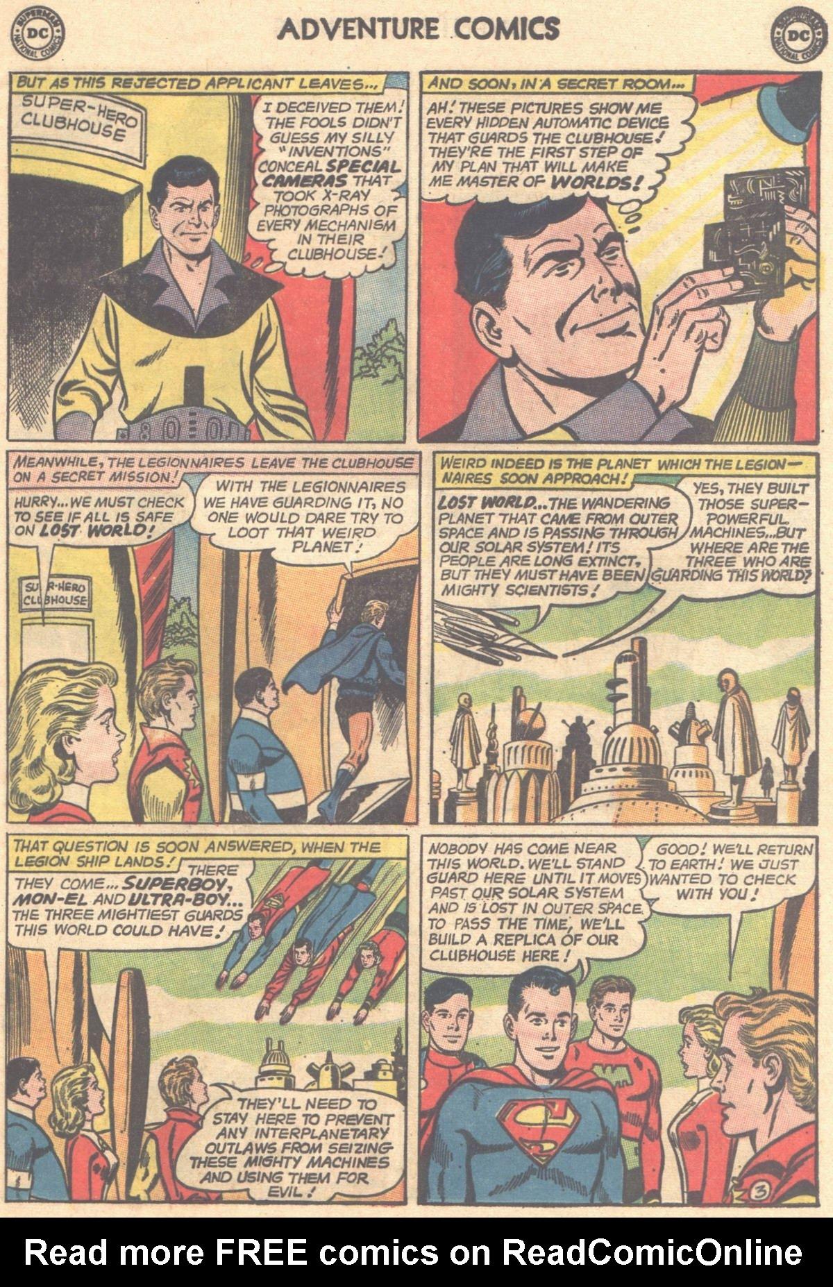 Read online Adventure Comics (1938) comic -  Issue #314 - 5