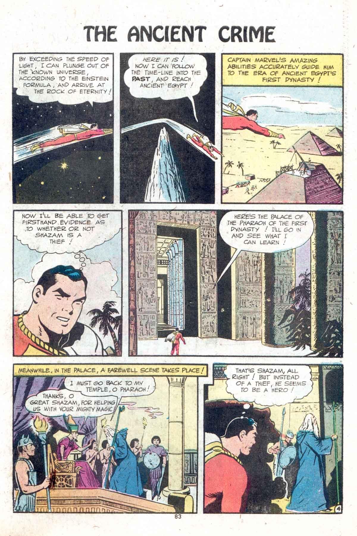 Read online Shazam! (1973) comic -  Issue #13 - 84