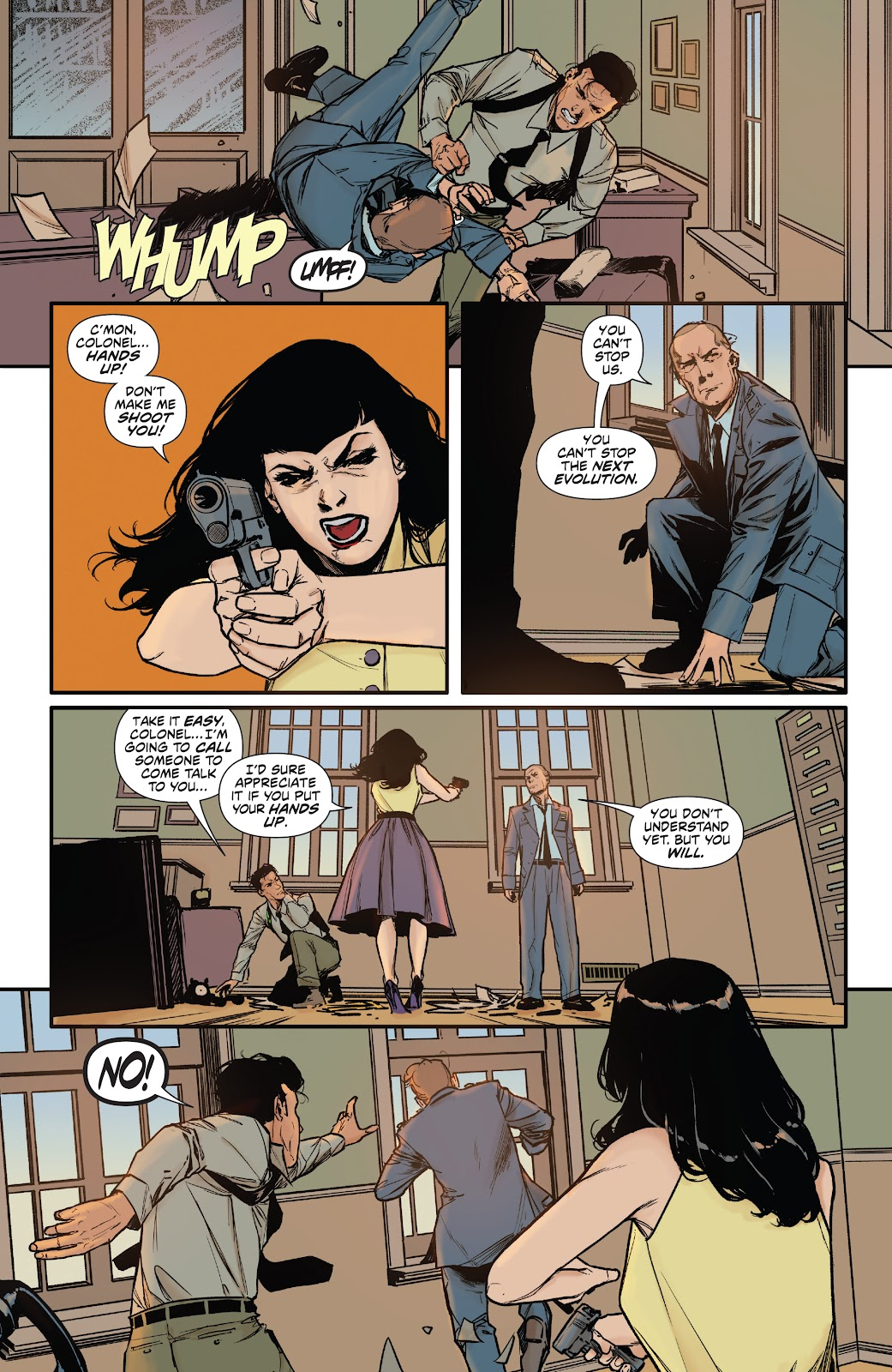 Read online Bettie Page: Unbound comic -  Issue #6 - 9