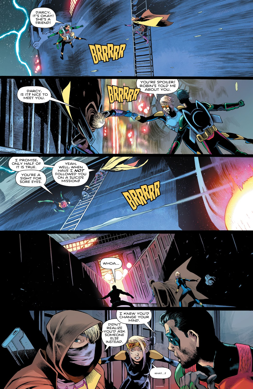 Future State: Robin Eternal issue 1 - Page 19