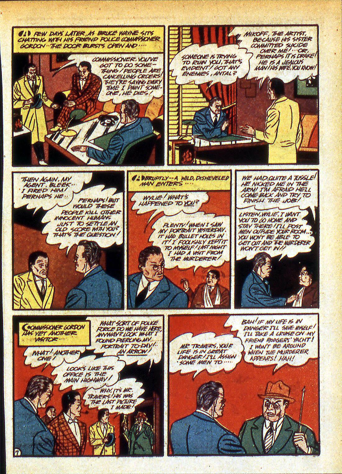 Detective Comics (1937) 42 Page 8