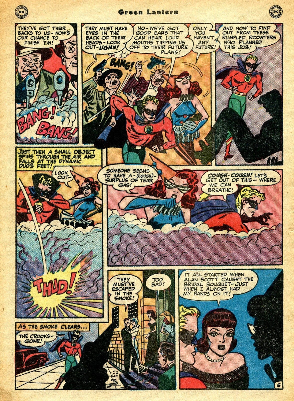 Green Lantern (1941) Issue #33 #33 - English 41