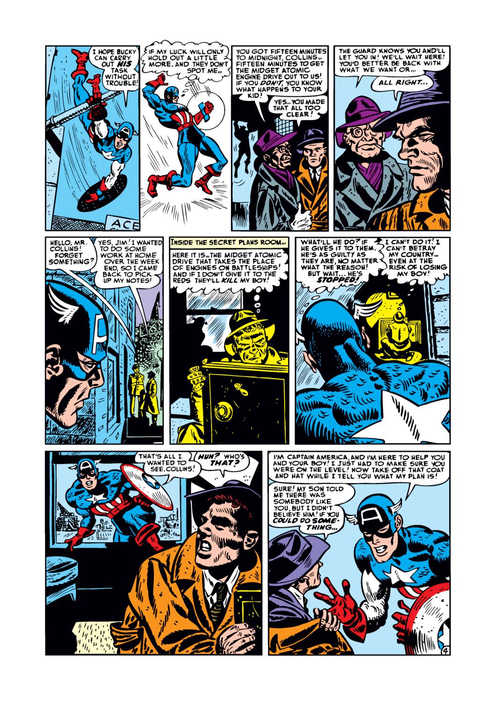 Captain America Comics 77 Page 4