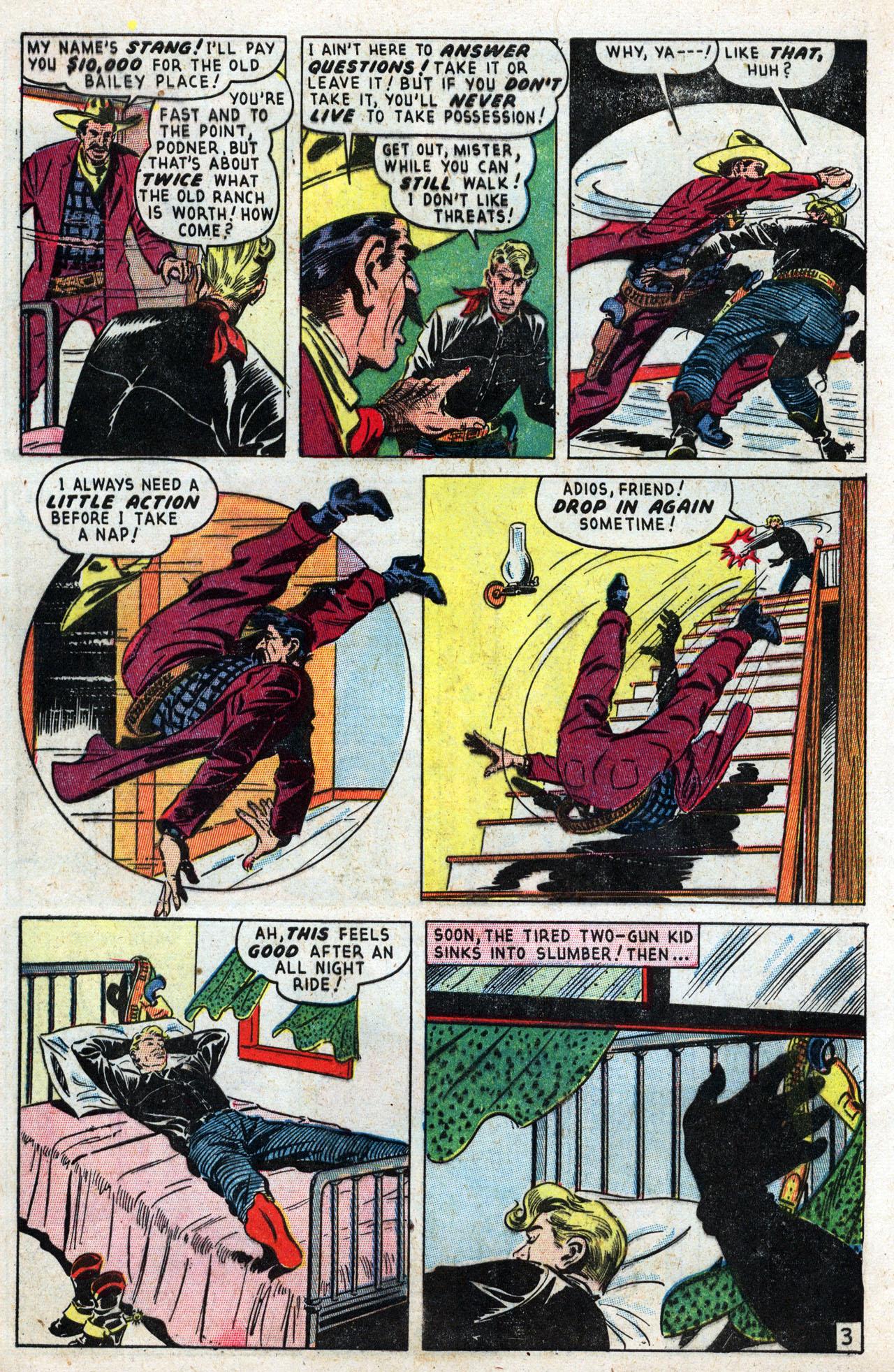 Read online Two-Gun Kid comic -  Issue #3 - 10