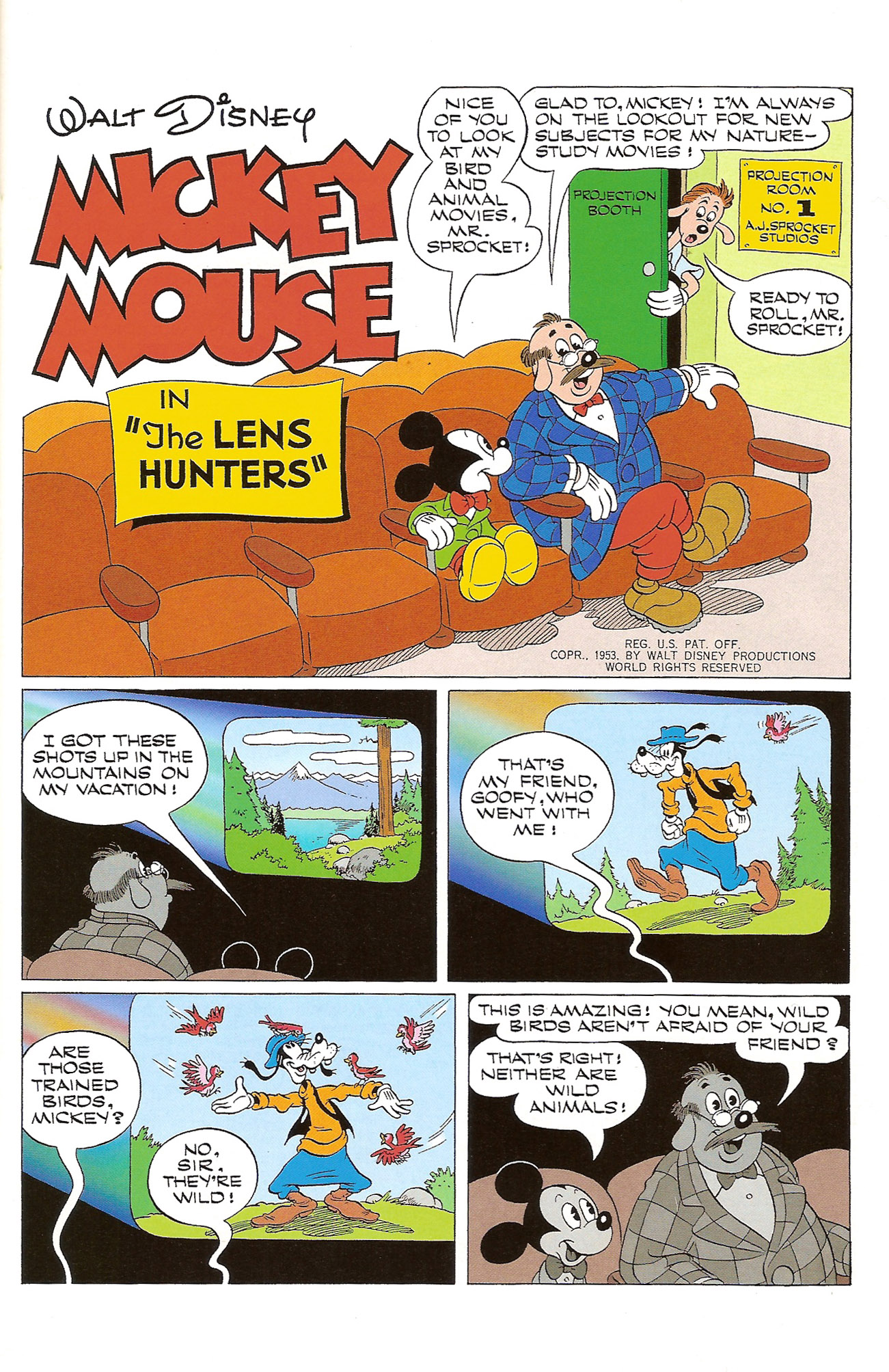 Read online Mickey Mouse (2011) comic -  Issue #305 - 3