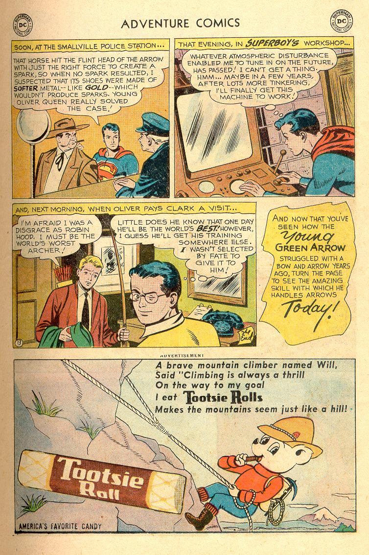 Read online Adventure Comics (1938) comic -  Issue #258 - 15