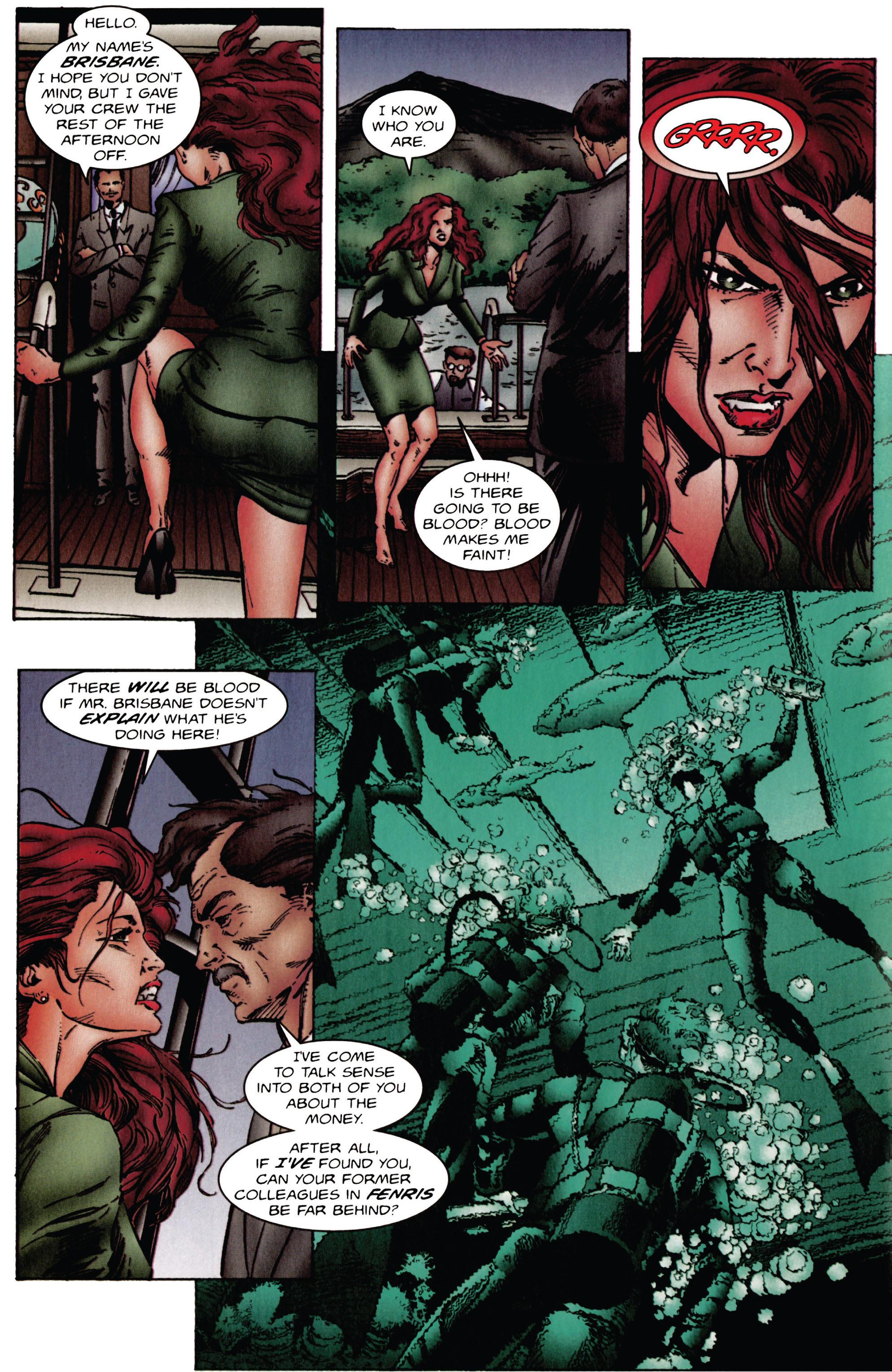 Read online Eternal Warrior (1992) comic -  Issue #46 - 15