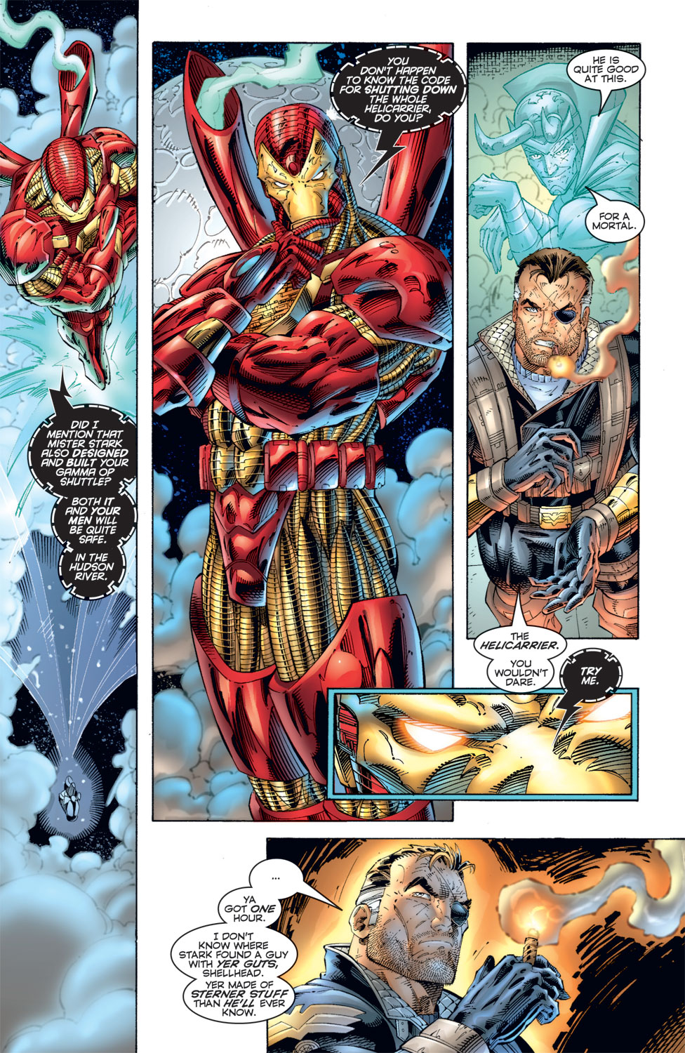 Read online Avengers (1996) comic -  Issue #6 - 15