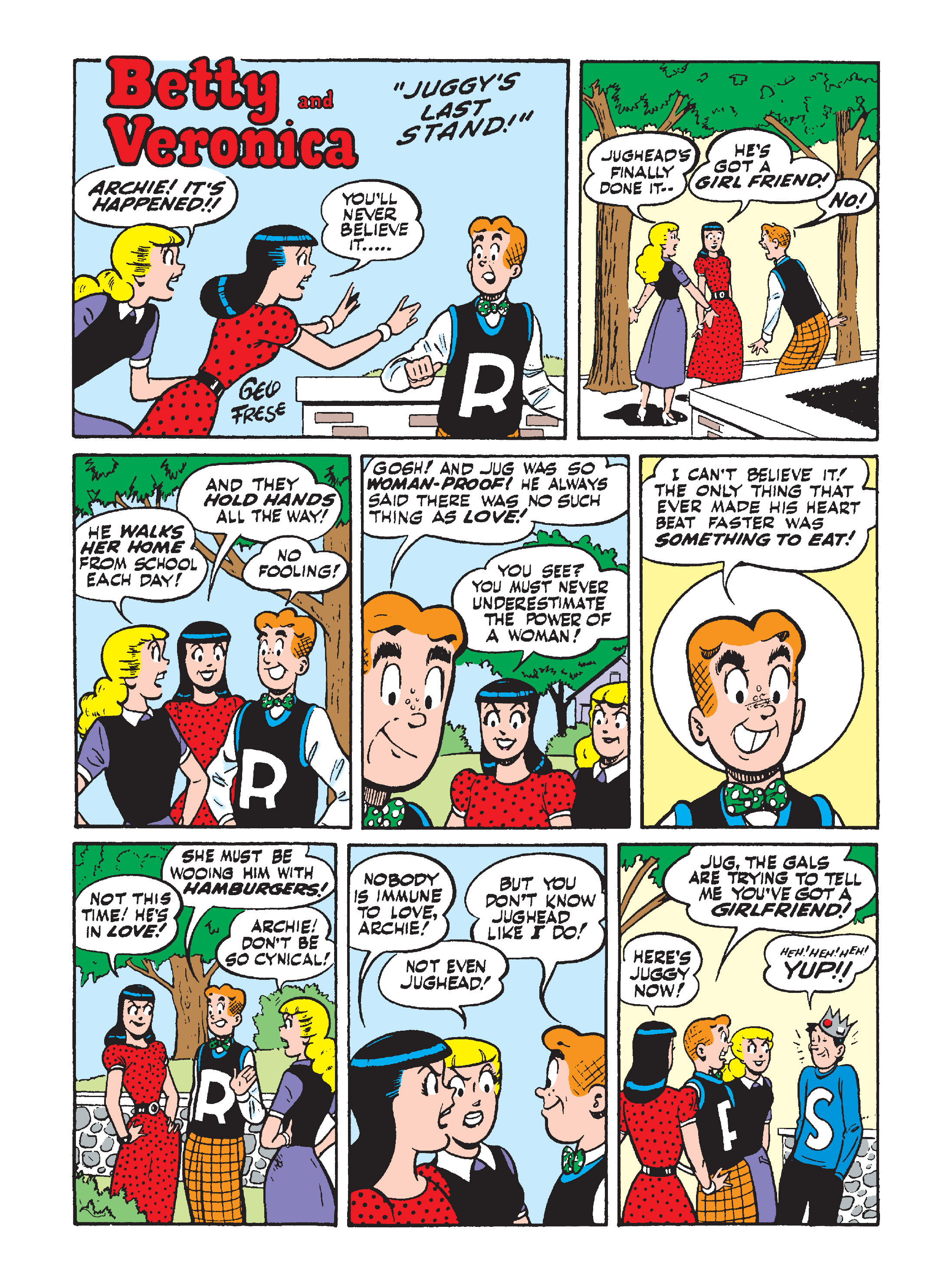 Read online Archie 1000 Page Comics Bonanza comic -  Issue #2 (Part 2) - 106