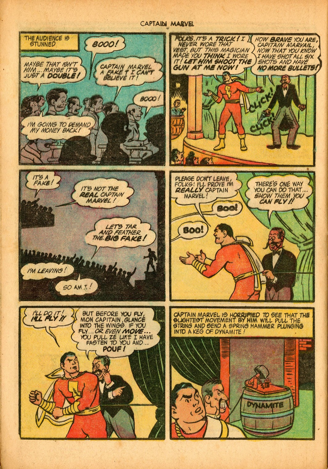 Captain Marvel Adventures issue 34 - Page 40