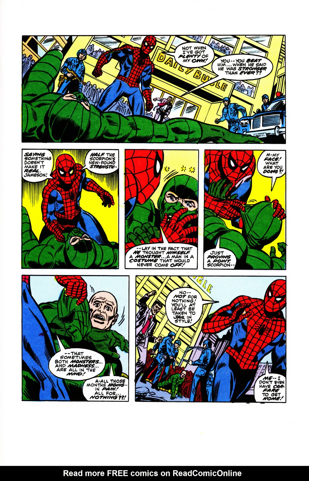 Spider-Man Annual (1974) 1981 Page 61