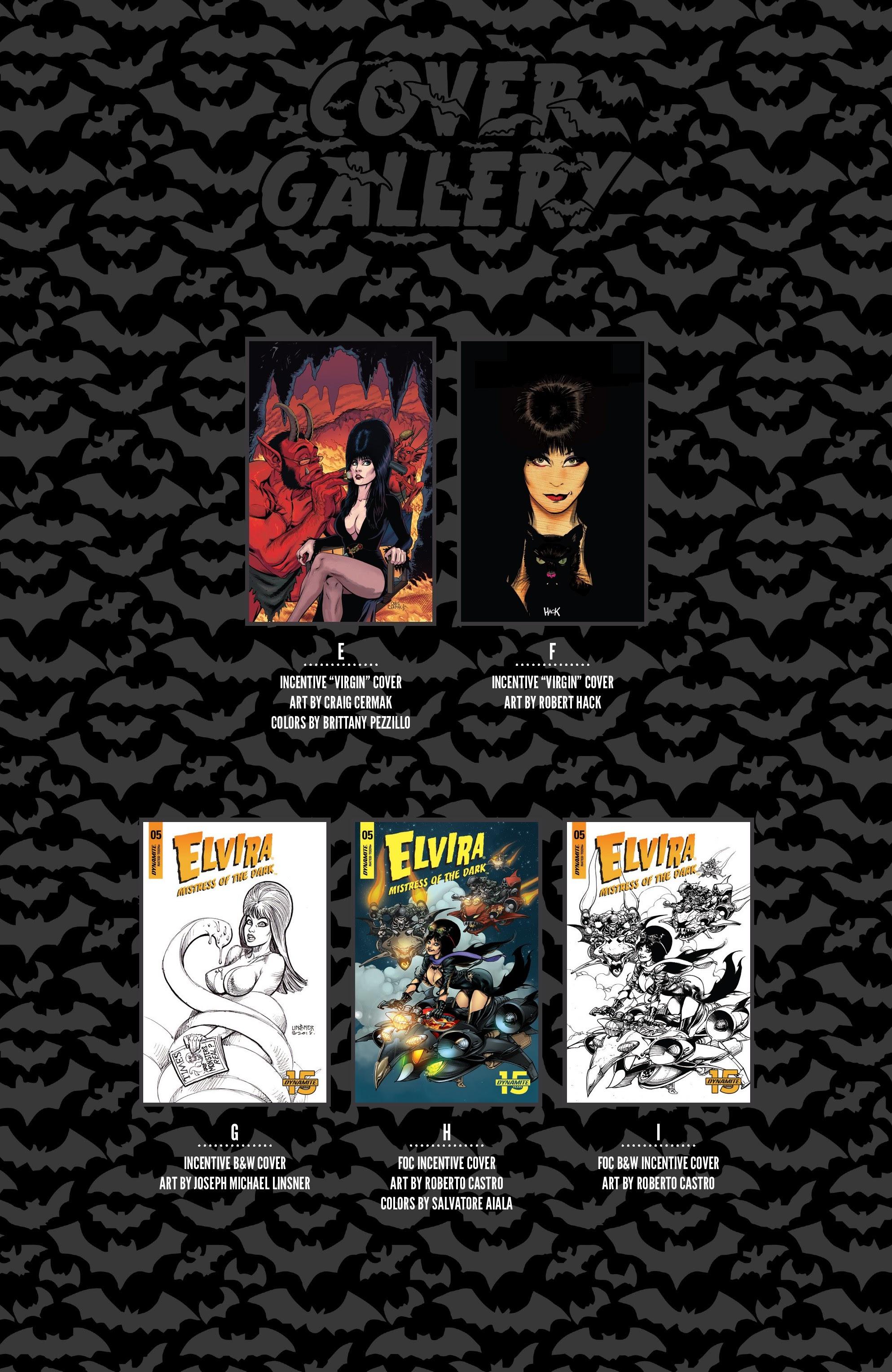 Elvira: Mistress of the Dark (2018) 5 Page 27