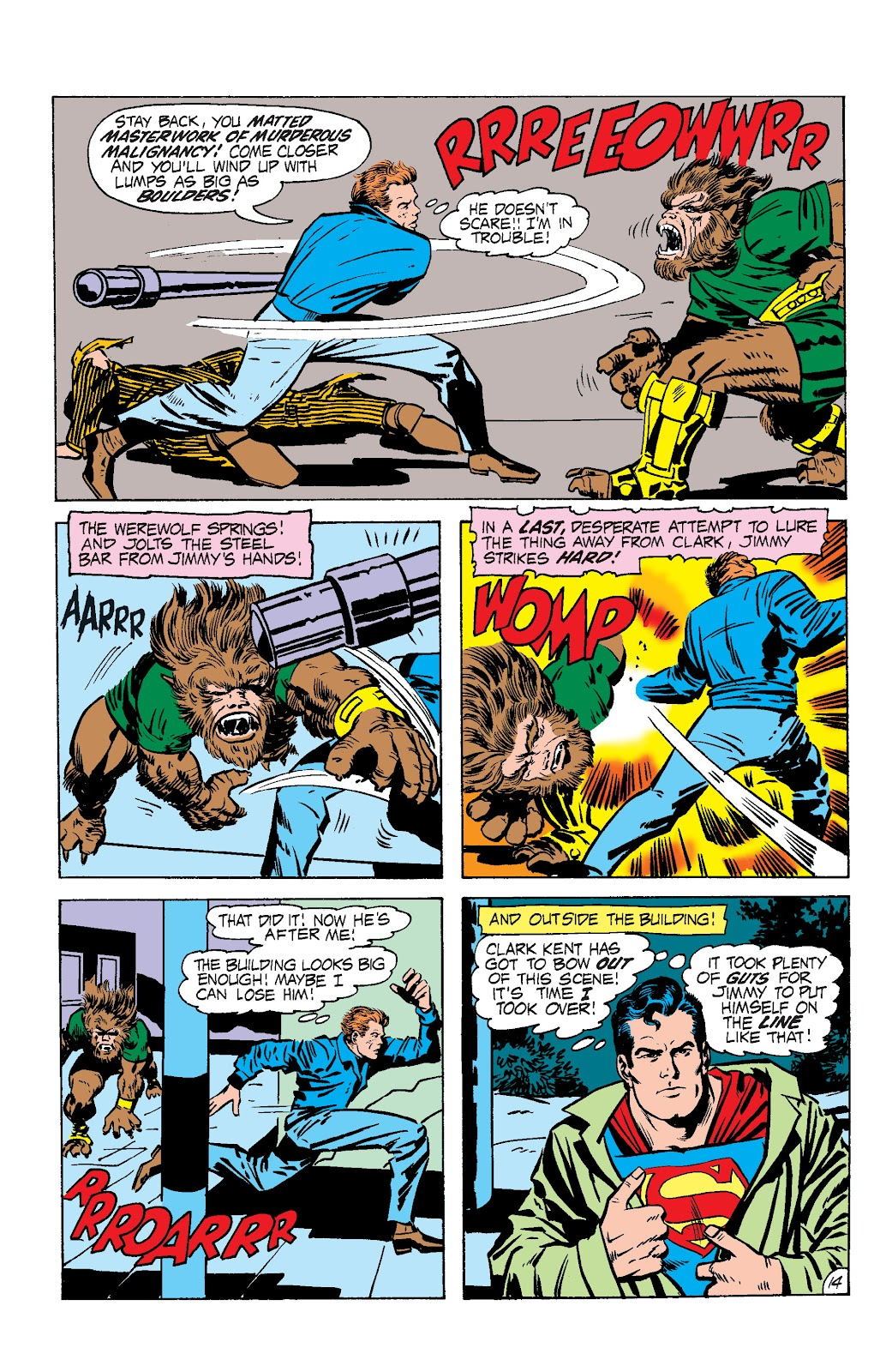 Read online Superman's Pal, Jimmy Olsen by Jack Kirby comic -  Issue # TPB (Part 3) - 4