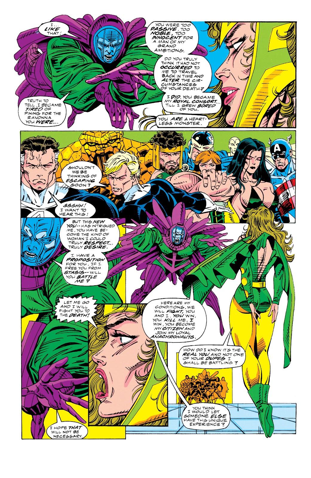 Read online Avengers: Citizen Kang comic -  Issue # TPB (Part 2) - 88