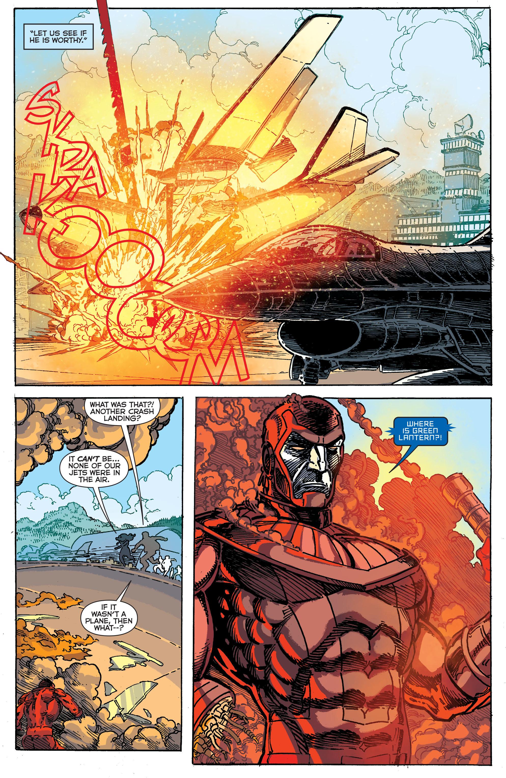 Read online Secret Origins (2014) comic -  Issue #9 - 29