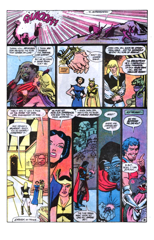Read online Amethyst, Princess of Gemworld comic -  Issue #11 - 17