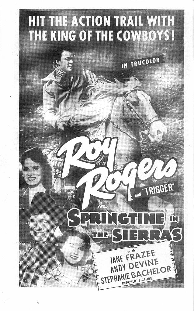 Read online Roy Rogers comic -  Issue #4 - 14