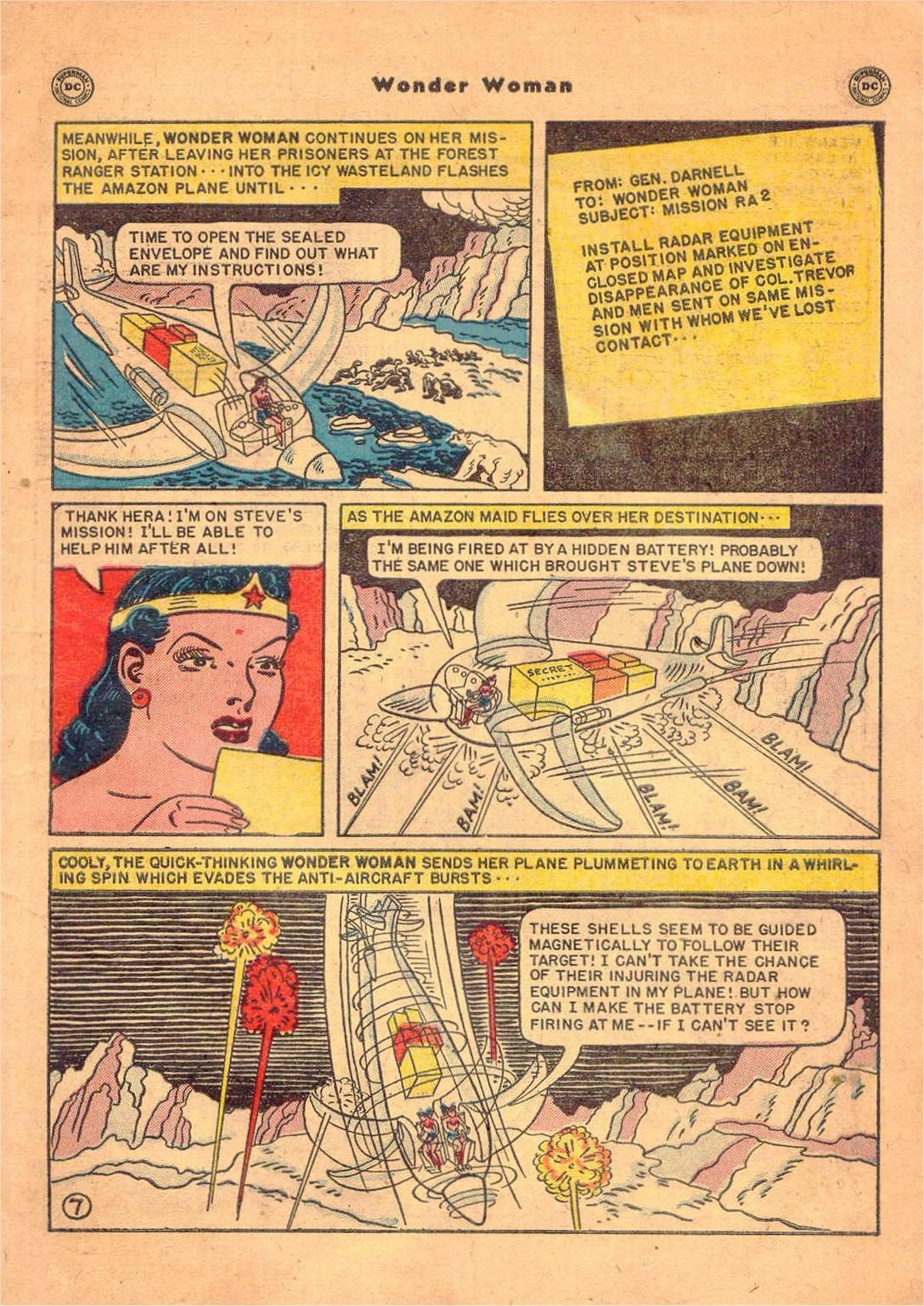 Read online Wonder Woman (1942) comic -  Issue #47 - 8