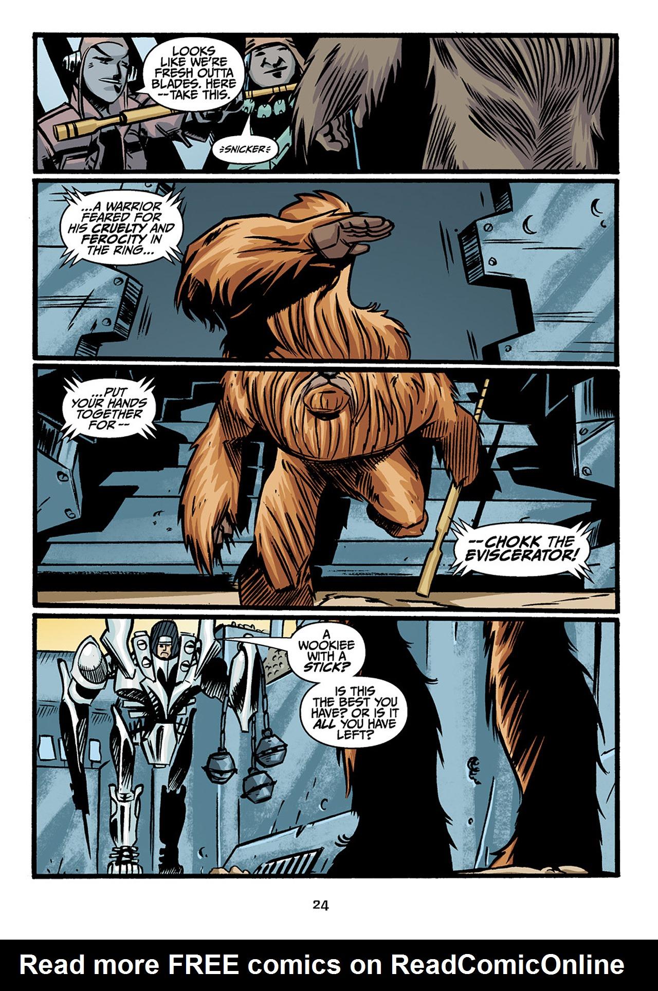 Read online Star Wars Omnibus comic -  Issue # Vol. 33 - 26