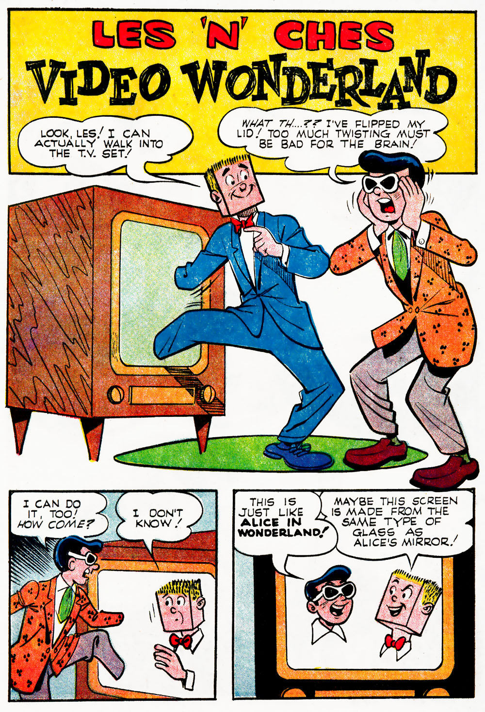 Archie's Madhouse issue 23 - Page 16