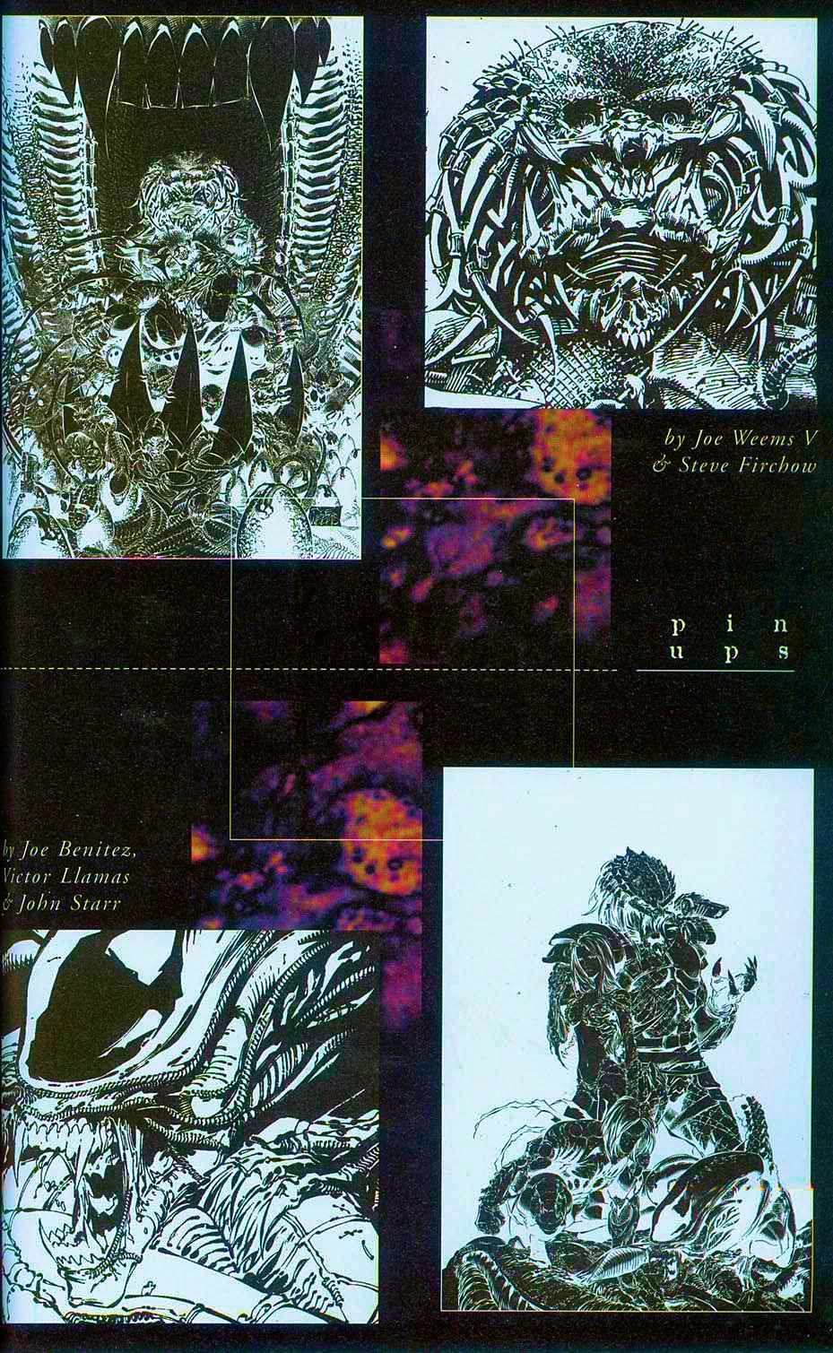 Read online Overkill: Witchblade/Aliens/Darkness/Predator comic -  Issue #2 - 36
