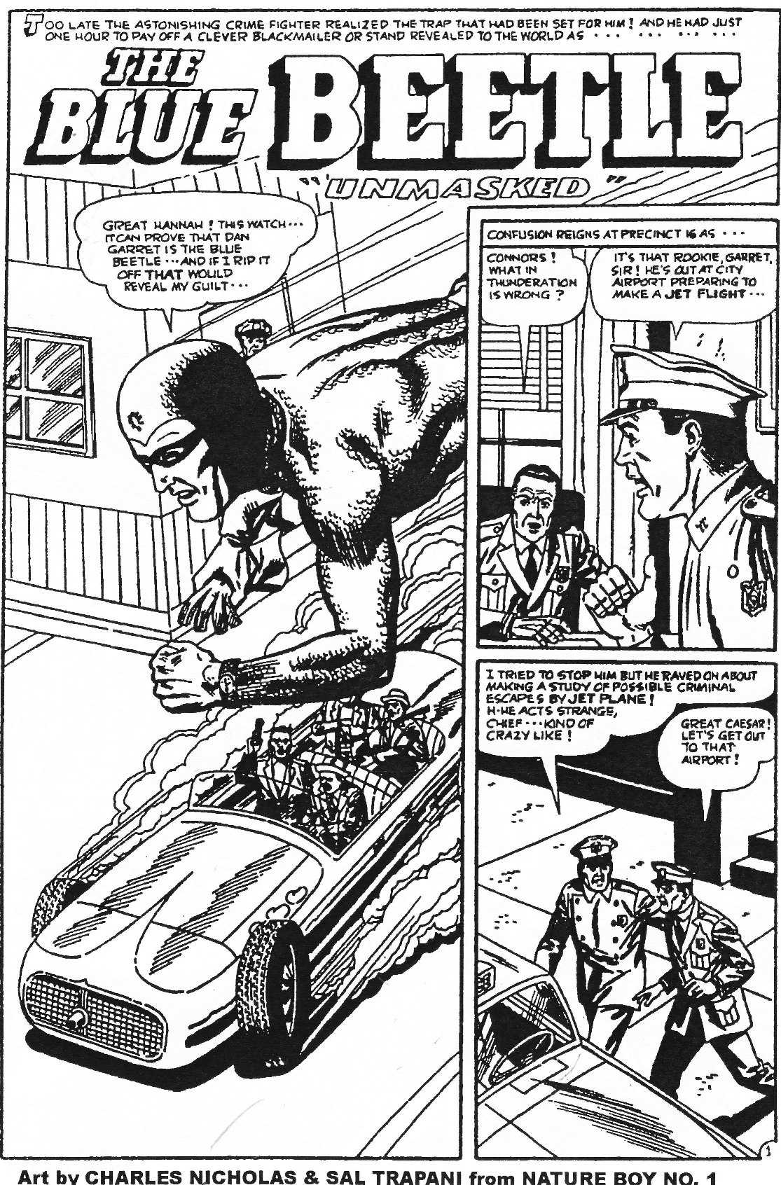 Read online Men of Mystery Comics comic -  Issue #57 - 42