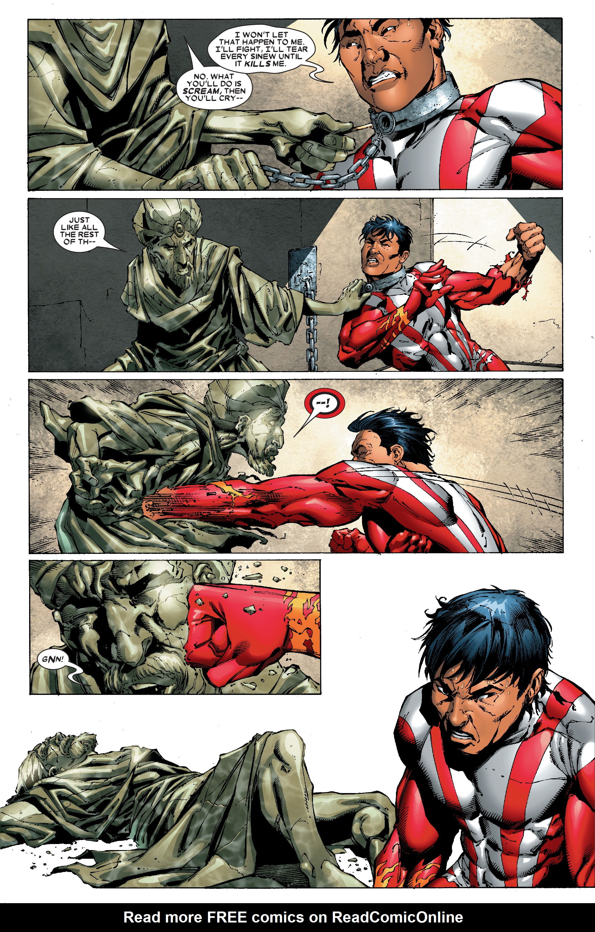 X-Men (1991) 182 Page 25
