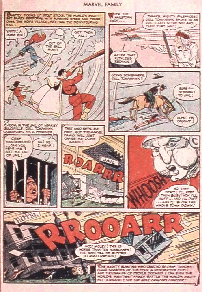The Marvel Family issue 83 - Page 23