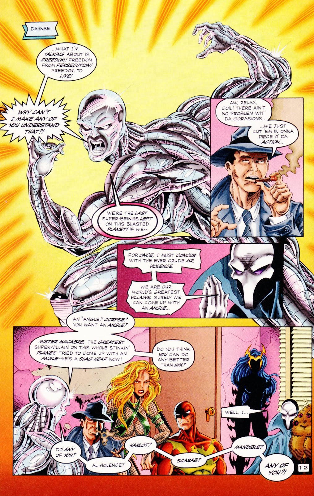 Read online The Alliance comic -  Issue #2 - 11