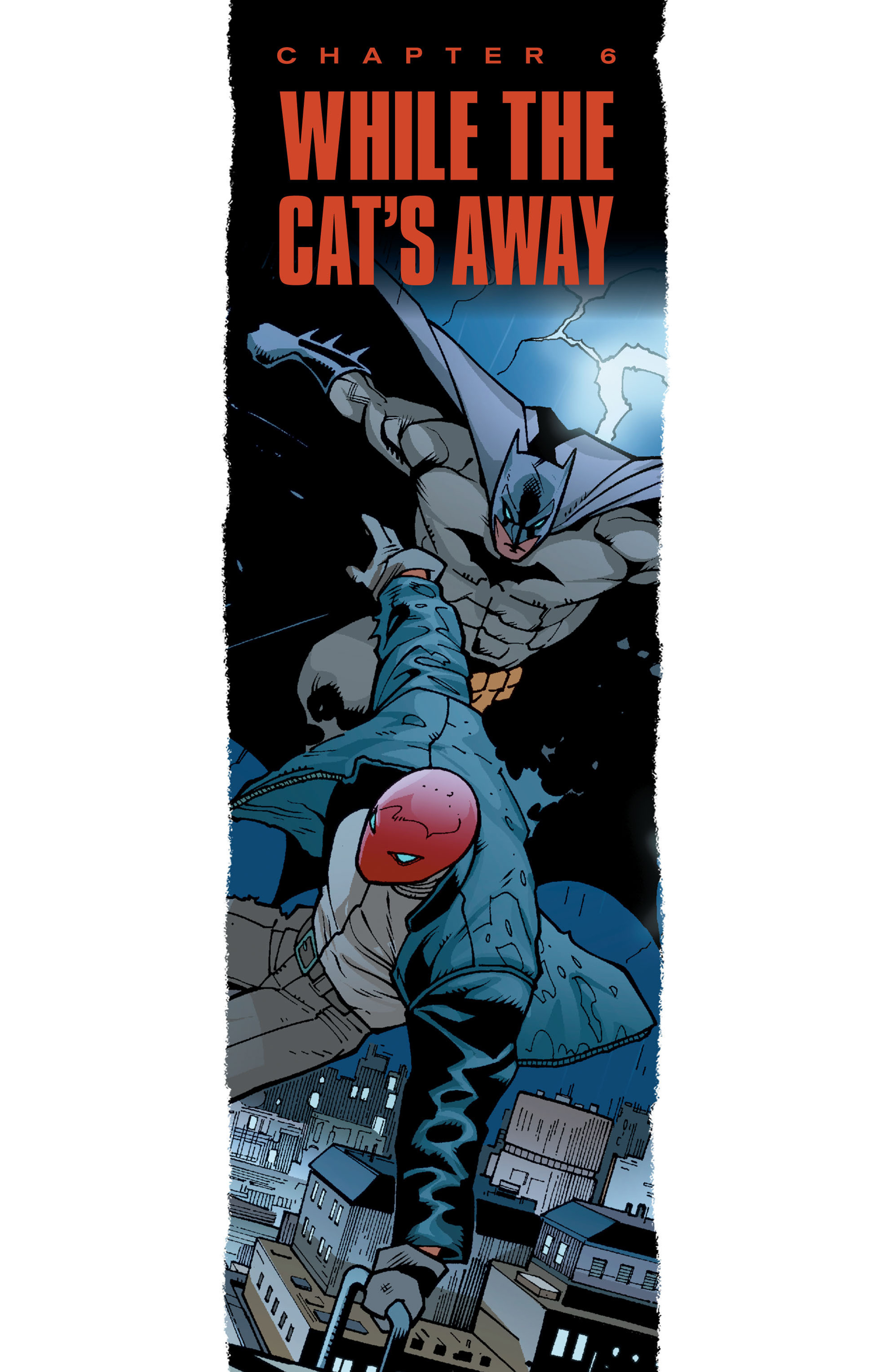 Read online Batman: Under The Red Hood comic -  Issue # Full - 127