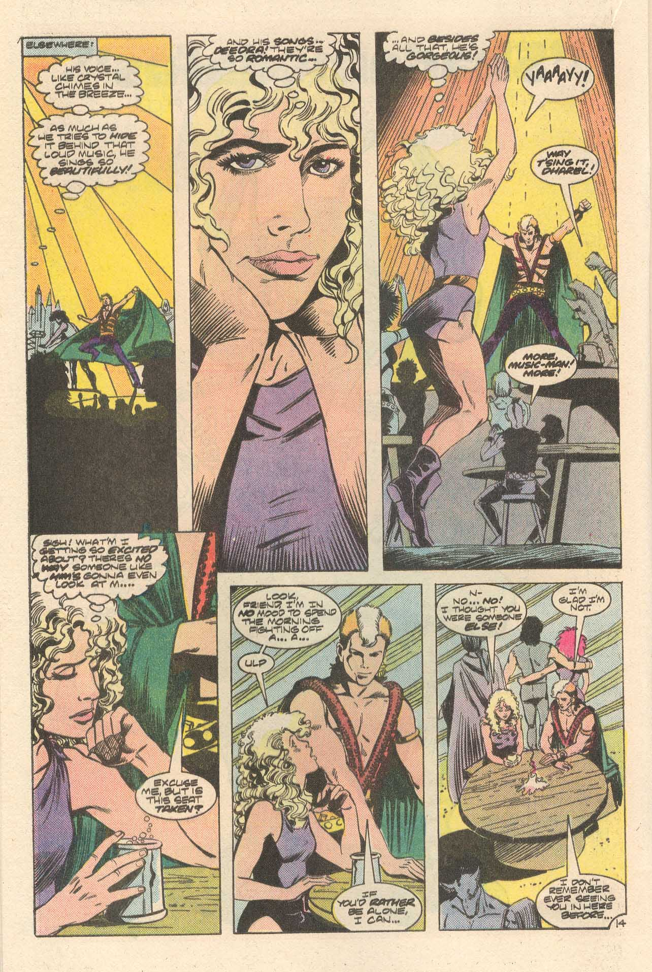 Read online Arion, Lord of Atlantis comic -  Issue #35 - 15