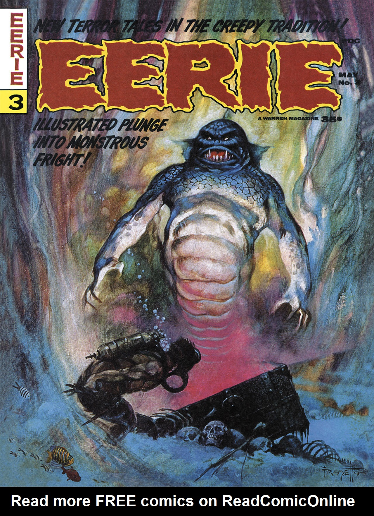 Read online Eerie Archives comic -  Issue # TPB 1 - 88