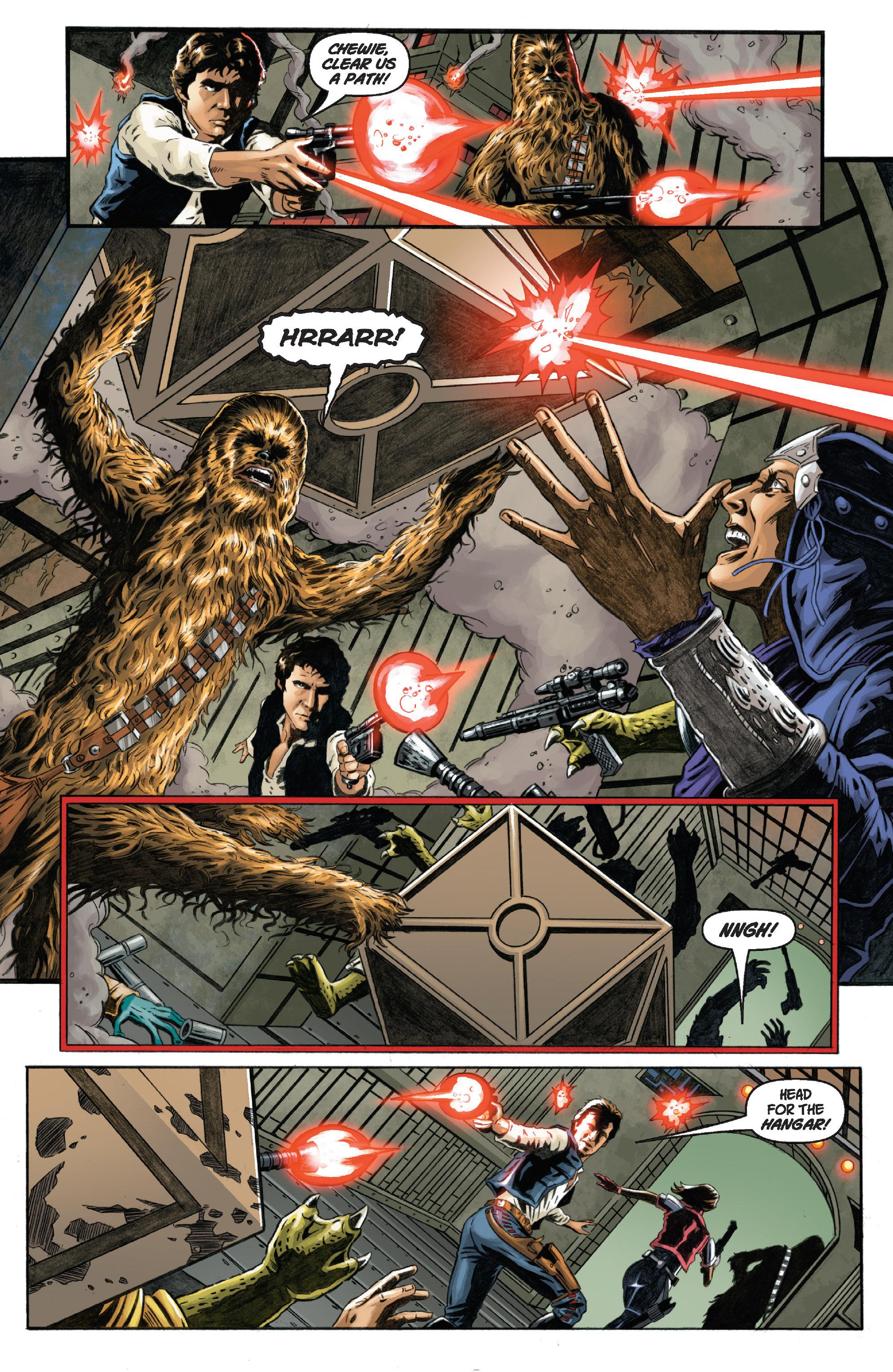 Read online Star Wars Omnibus comic -  Issue # Vol. 17 - 367
