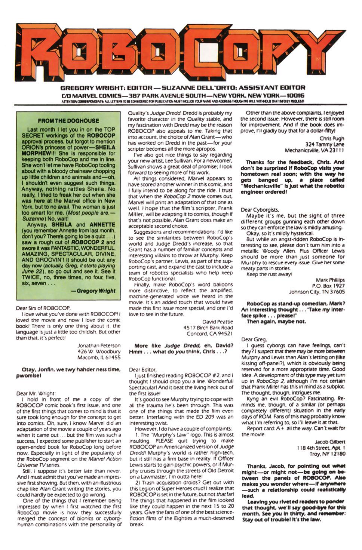 Read online Robocop (1990) comic -  Issue #7 - 24