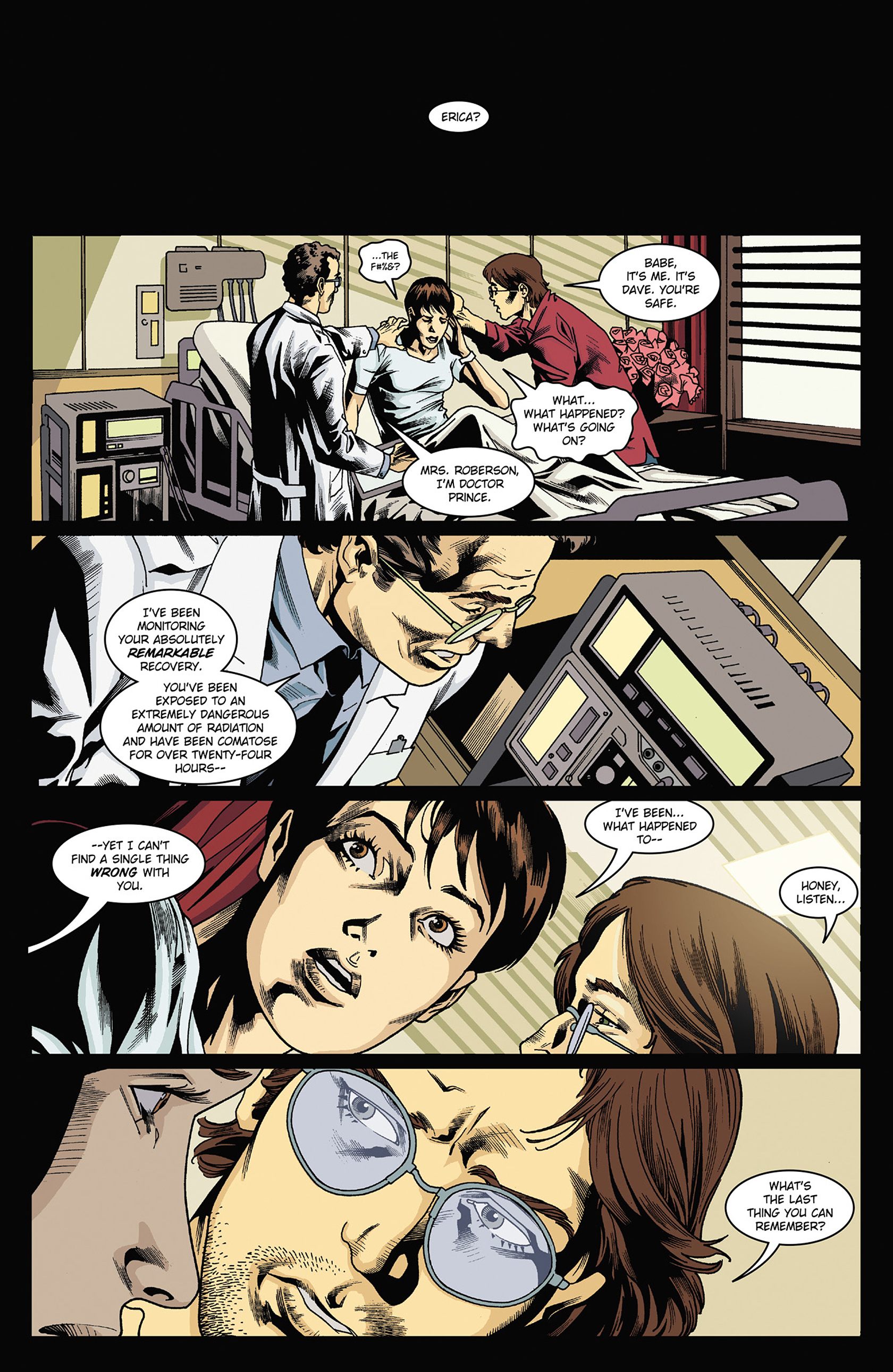 Read online Solar: Man of the Atom (2014) comic -  Issue #2 - 6