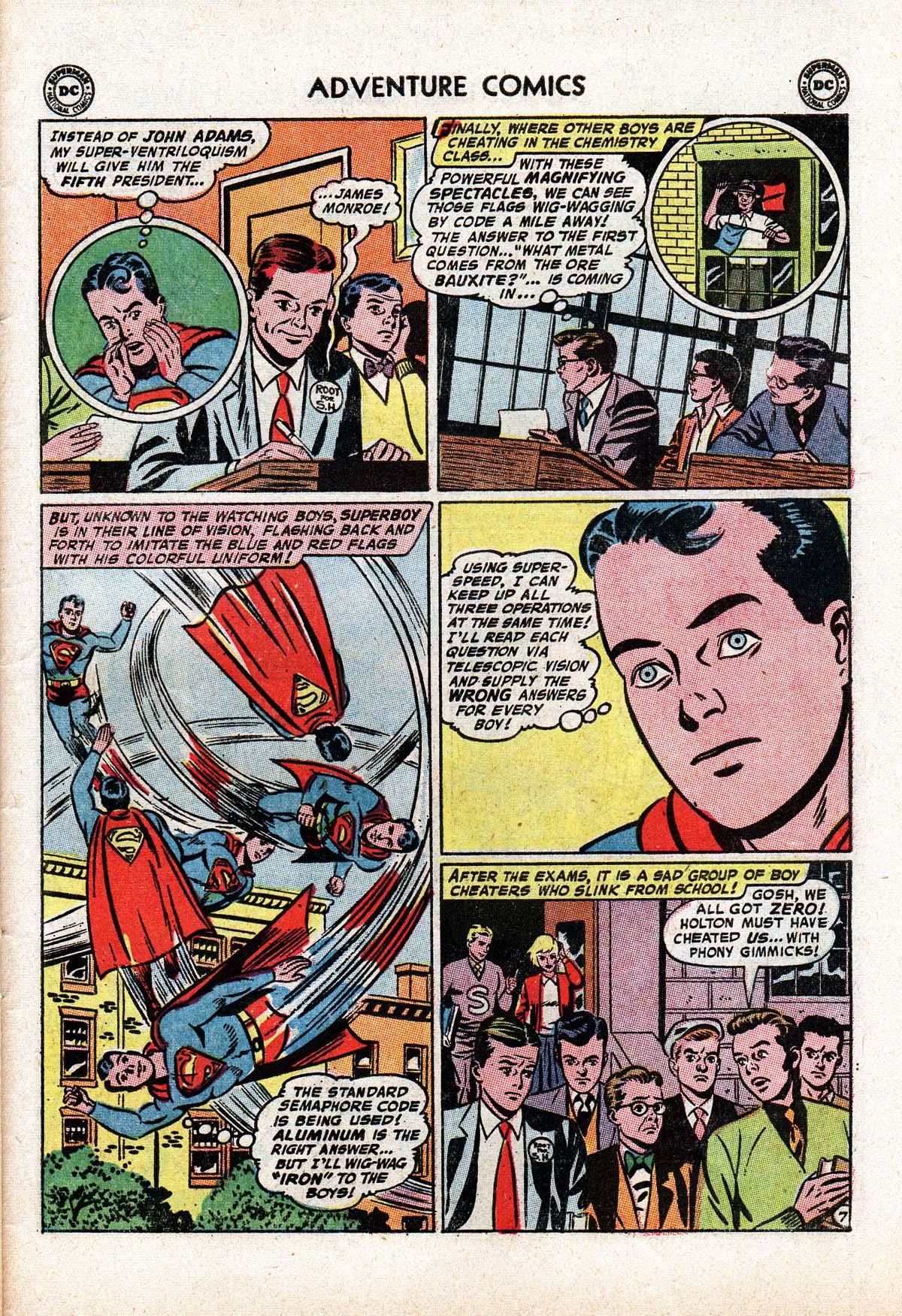 Read online Adventure Comics (1938) comic -  Issue #322 - 31
