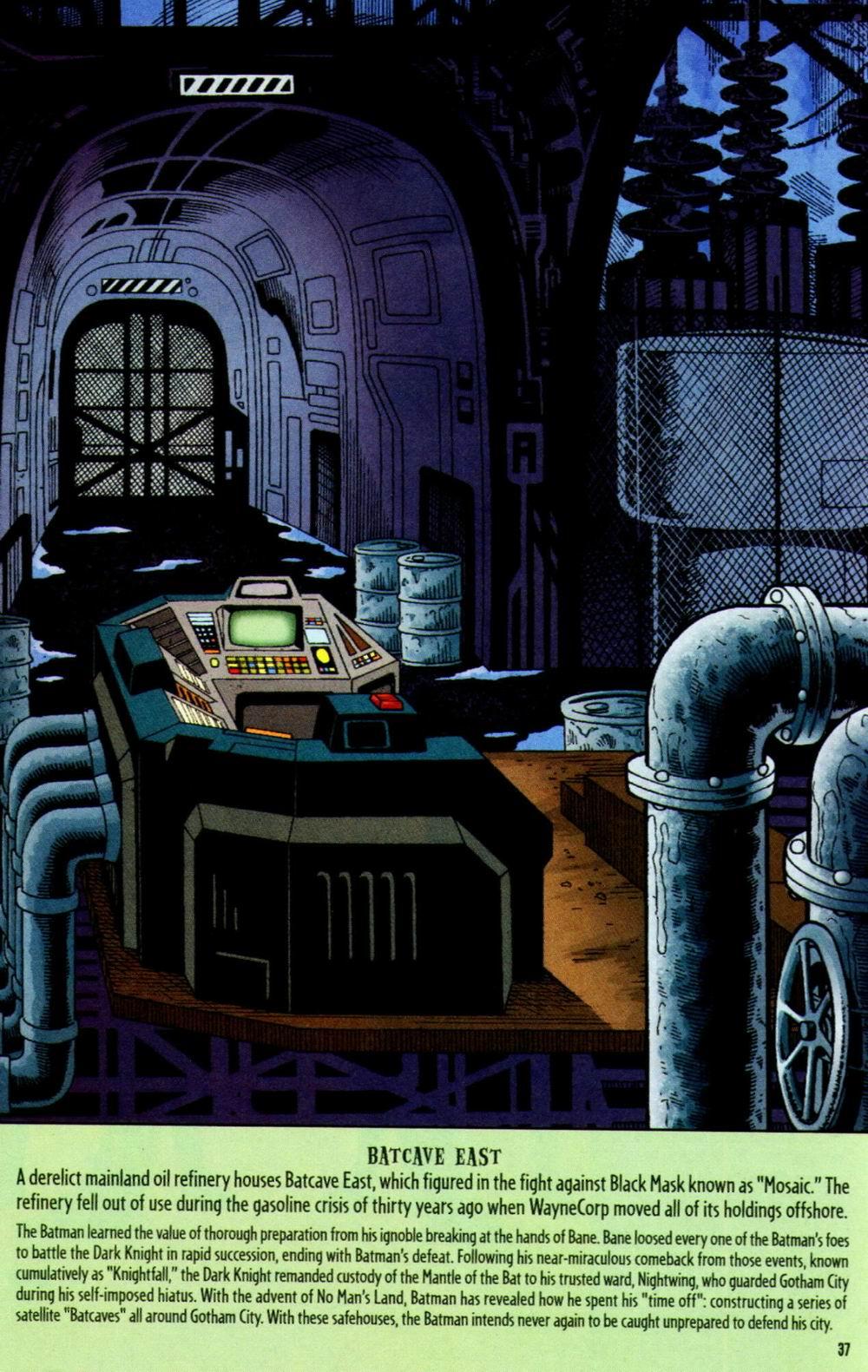 Read online Batman: No Man's Land Secret Files comic -  Issue # Full - 35