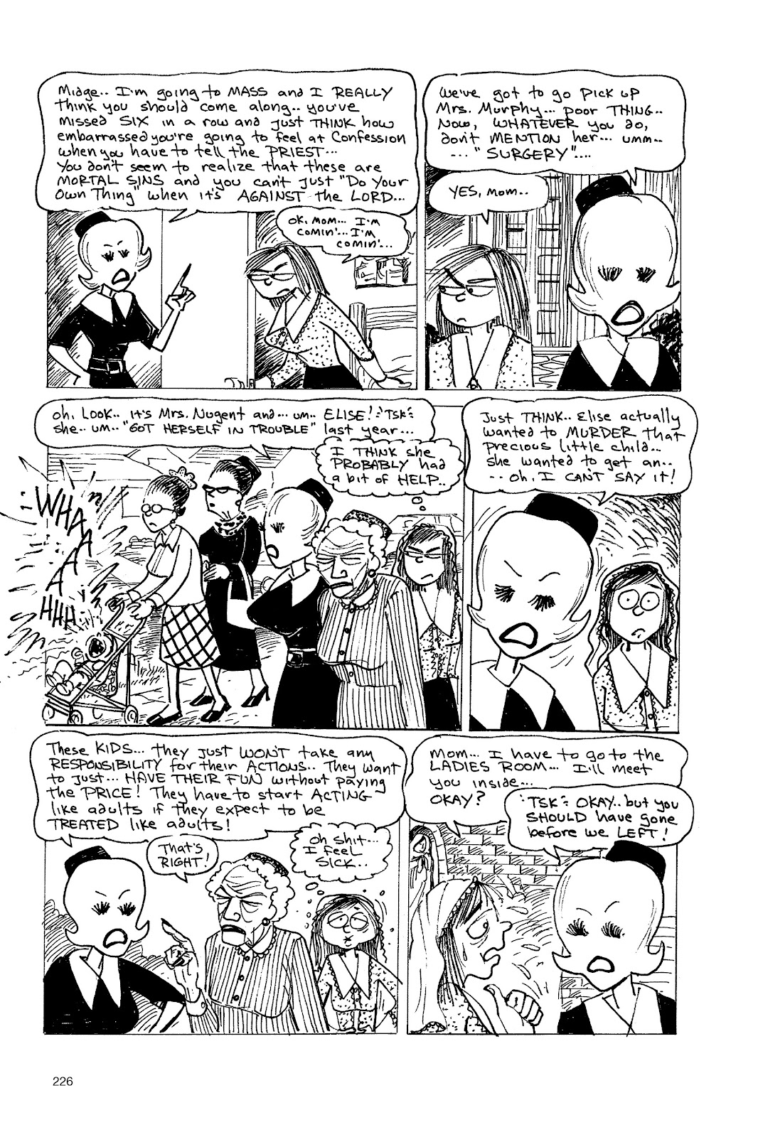 Read online Life's a Bitch: The Complete Bitchy Bitch Stories comic -  Issue # TPB (Part 3) - 20