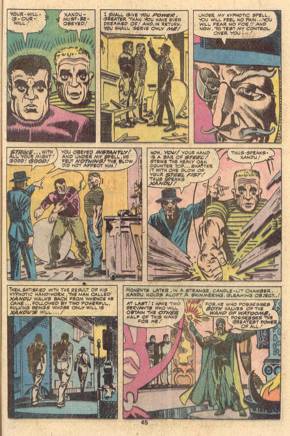 Giant-Size Spider-Man (1974) issue 4 - Page 36