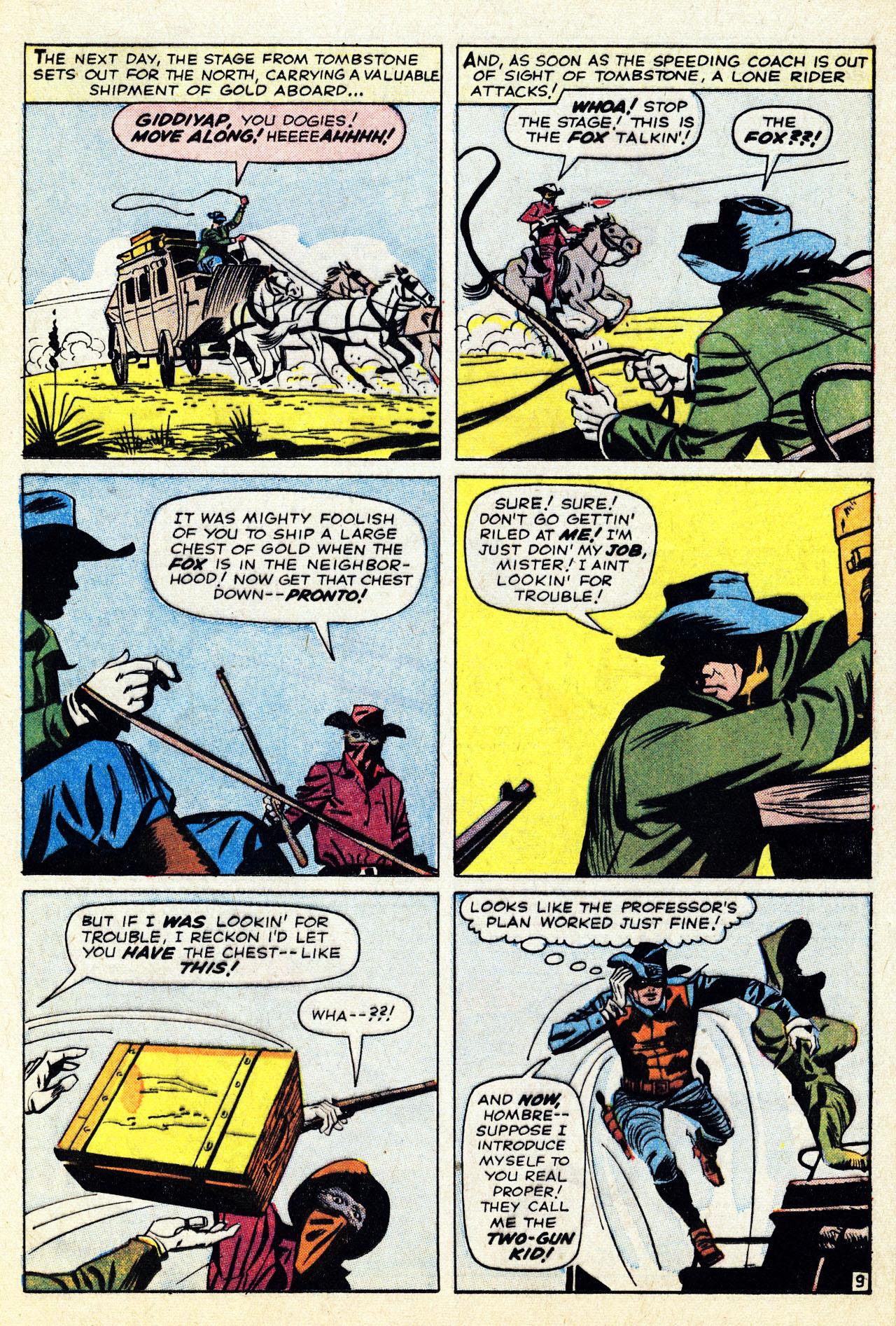 Read online Two-Gun Kid comic -  Issue #67 - 13