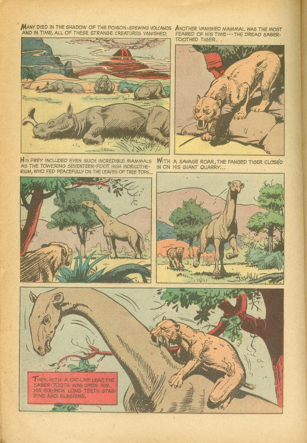 Read online Turok, Son of Stone comic -  Issue #24 - 22