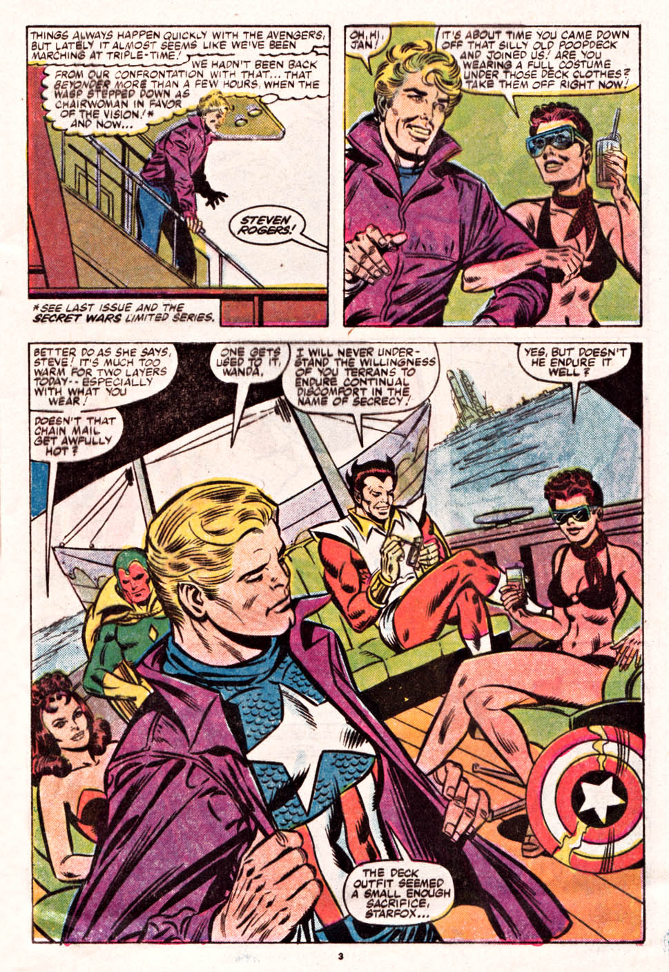 The Avengers (1963) 244 Page 3