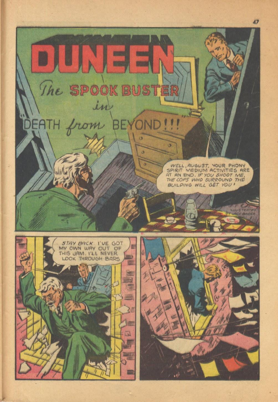 Read online Super-Magician Comics comic -  Issue #13 - 47