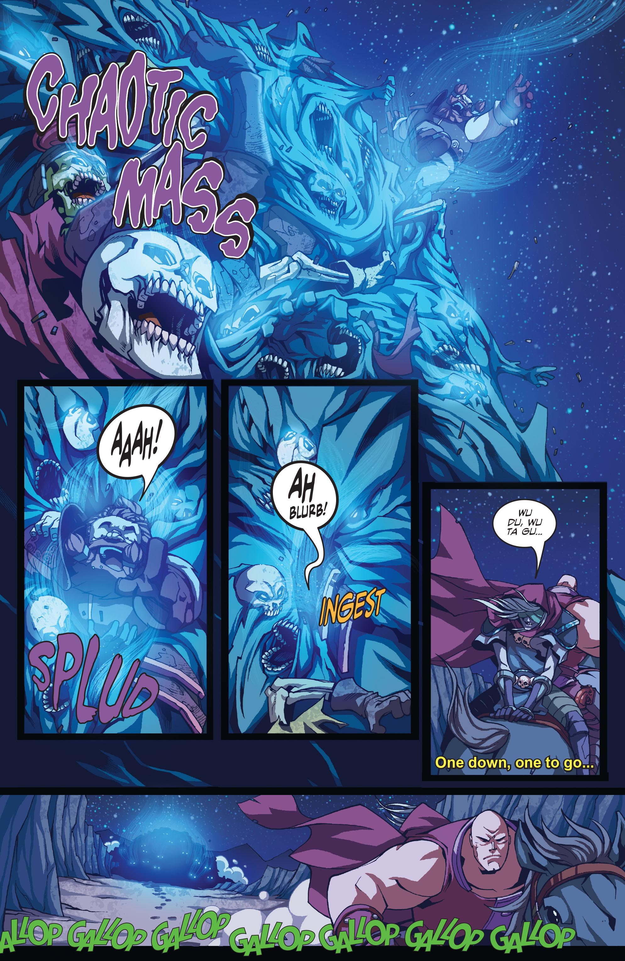 Read online Skullkickers comic -  Issue #5 - 6